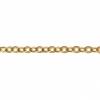 Dazzle-it Rolo Chain 2X2.5mm Brass 1M /Card